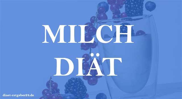 Milch Diät Ratgeber