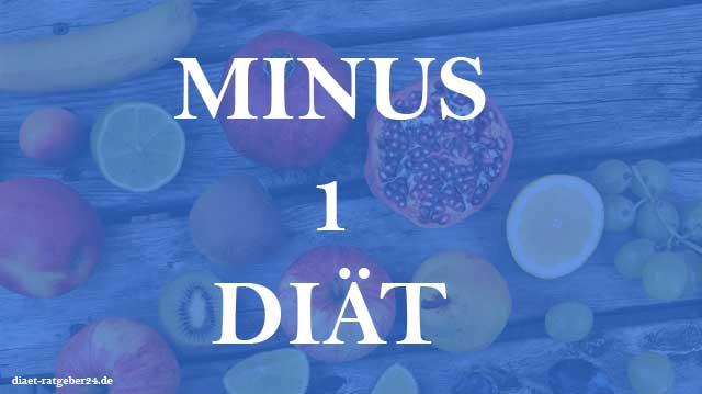 Minus 1 Diät Ratgeber