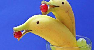 Mit Bananen abnehmen funktioniert - Wenn Sie folgendes beachten.
