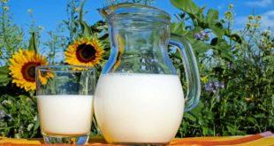 Lässt sich mit Milch abnehmen?
