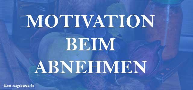 Motivation beim Abnehmen Ratgeber