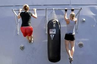 Muskelaufbau zum Abnehmen