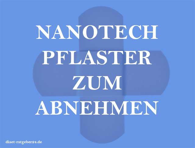 Nanotech Pflaster zum Abnehmen Ratgeber