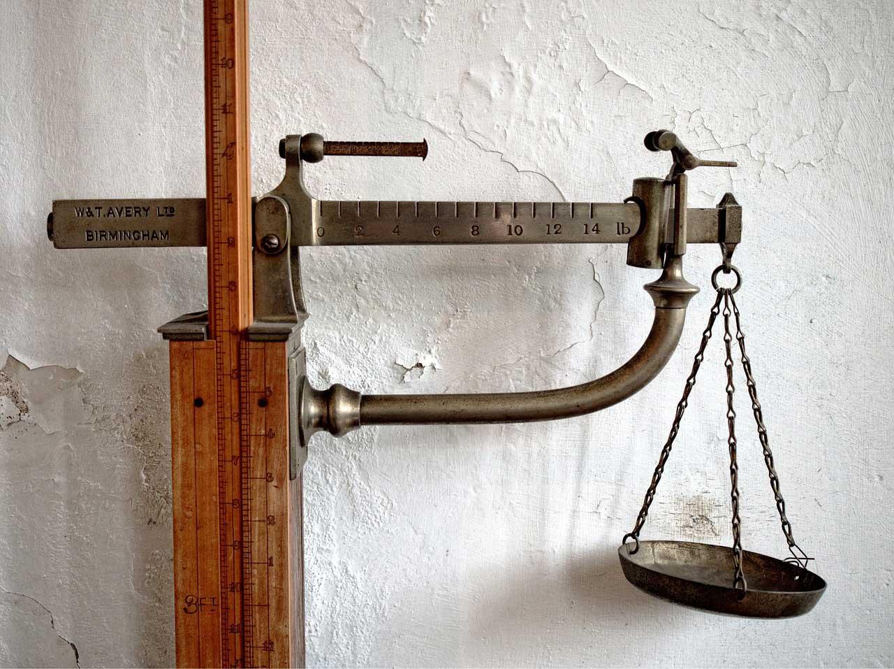So können Sie Ihr Normalgewicht berechnen.