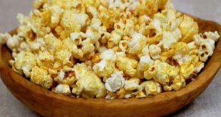 Wie viele Kalorien hat Popcorn etc.?