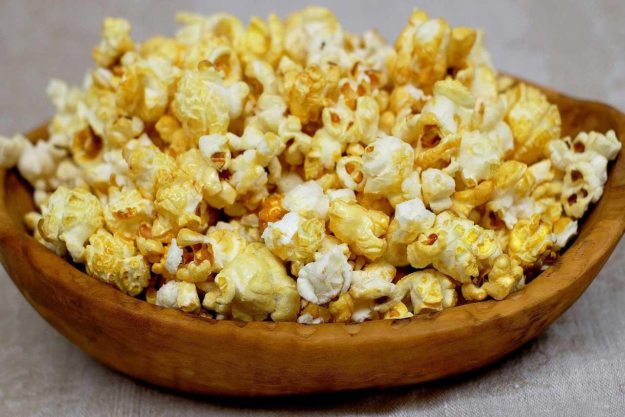 Wie viele Kalorien hat Popcorn
