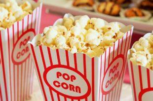 Popcorn kann Dich schlank machen - Läuft oder?
