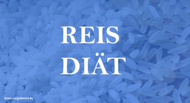 Reis Diät Ratgeber