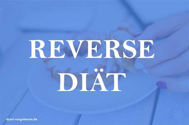 Reverse Diät Ratgeber