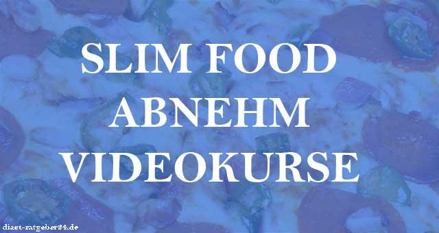 Slim Food Abnehm-Videokurse Ratgeber