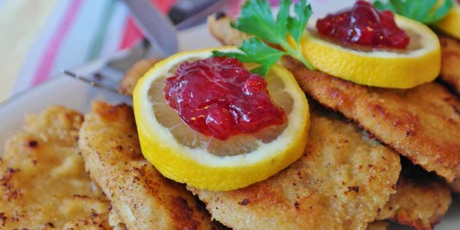 Vegetarisches Rezept: Sojaschnitzel