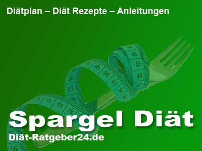 Spargel Diät