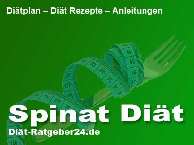 Spinat Diät