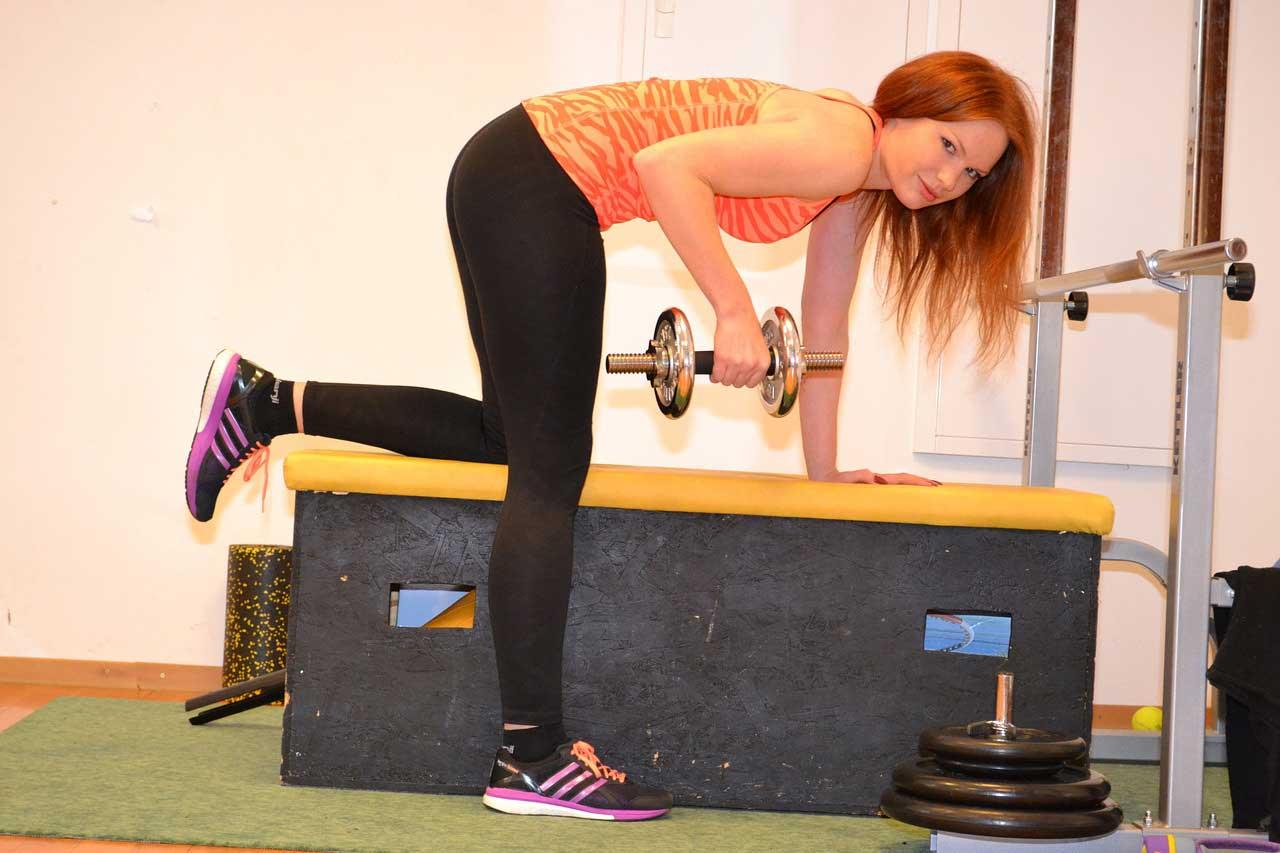Stoffwechseldiät und sportliche Betätigung gehören zusammen.