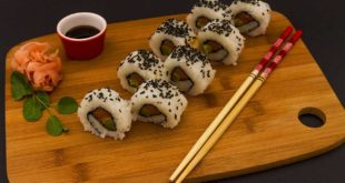 Wie viele Kalorien hat Sushi etc.?