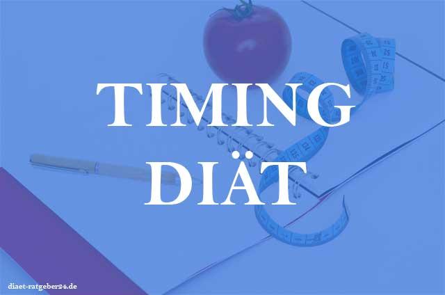 Timing Diät Ratgeber