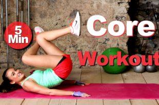 Übungen für den Bauch