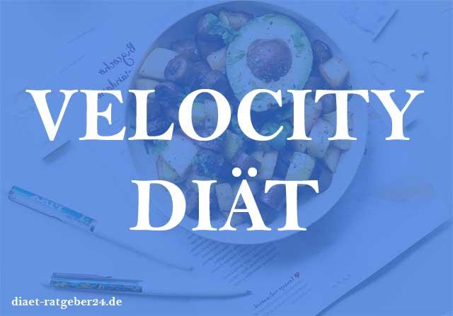 Velocity Diät Ratgeber