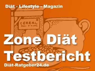 Zone Diät Testbericht